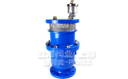 DYP4X-16C卷帘式复合排气阀