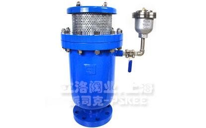 FGP4X-100C高压复合式高速进排气阀