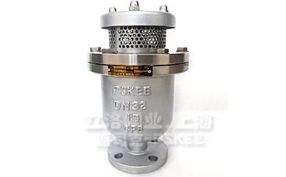 ZHKF-16P不锈钢复合式排气阀