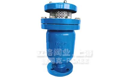 GHKF-40C高压复合式排气阀