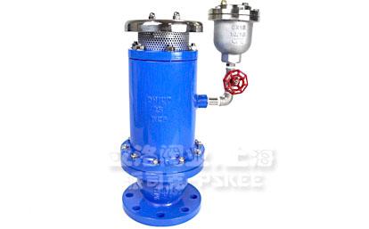 ZHKF700弥合型防水锤空气阀