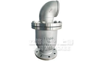 ZHKF-H不锈钢带接管排气阀