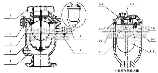 排气阀结构图3
